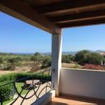 Appartamento Riccardo con vista mare sul golfo di San Teodoro