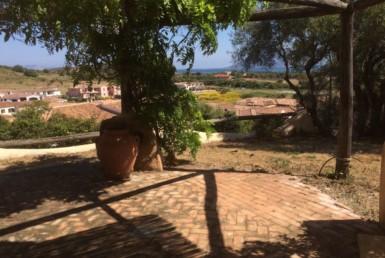 Villetta Cesare con splendida vista sull'isola di Tavolara